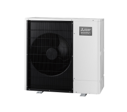 Outdoor Units Heat Pumps